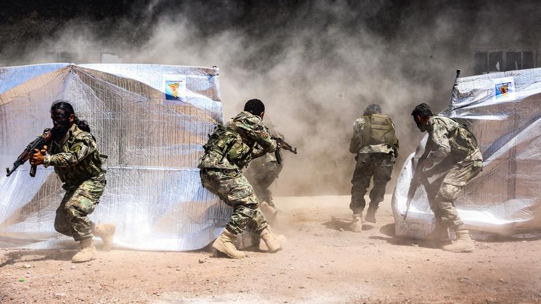 """USA verraten ihren Alliierten in Syrien für eine """"Friedenszone"""" mit der Türkei"""