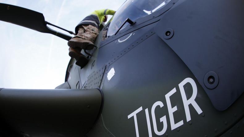 Flugstopp für alle Tiger-Kampfhubschrauber – nach sechs Jahren technische Mängel entdeckt