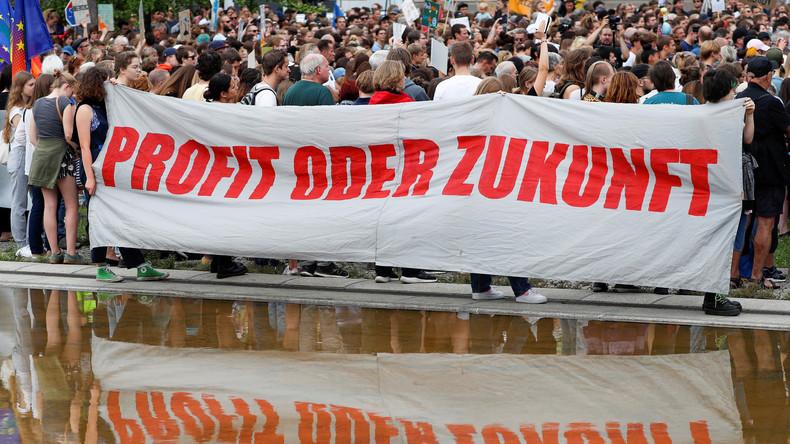 Verdi ruft zum Generalstreik auf – fast jedenfalls und aus dem falschen Grund