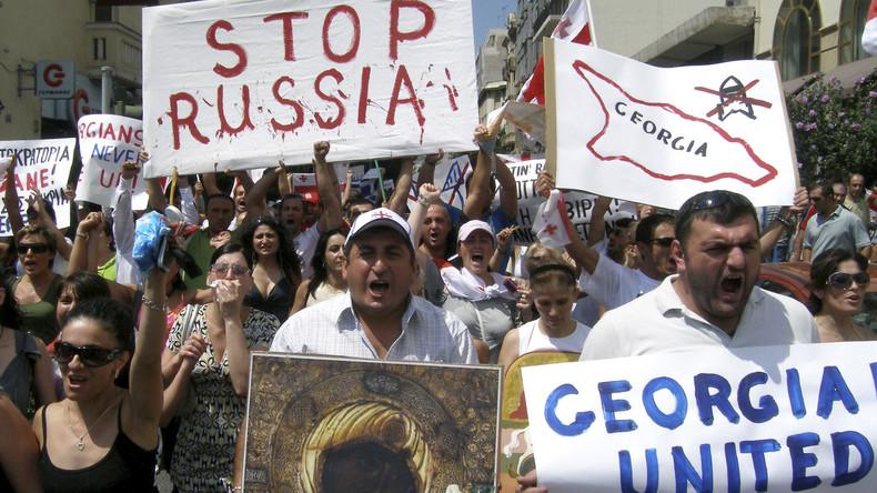 Heute vor elf Jahren tobte im Kaukasus ein Medienkrieg