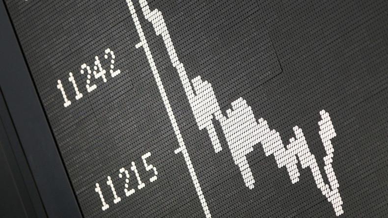 Abschwung: Deutsche Wirtschaft in der Krise (Video)