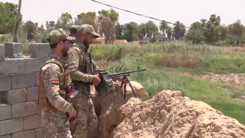 Irak: Operationen gegen den IS gehen in der ost-irakischen Provinz Diyala zu Ende