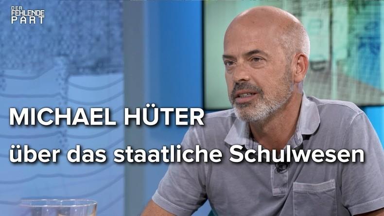 Schule macht Kinder krank! – Kindheitsforscher Michael Hüter im Gespräch