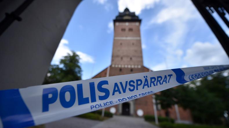 """""""Geht nicht allein raus"""": Schwedische Polizei warnt Frauen nach Serie von Sexverbrechen"""