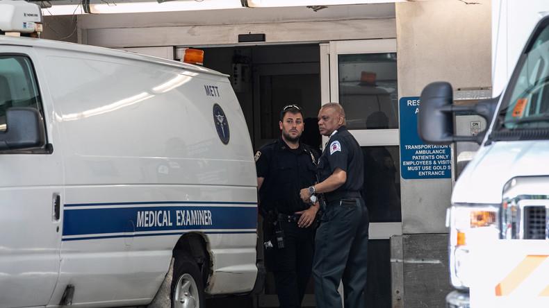Pädophilie-Skandal in USA: Die Ungereimtheiten beim mutmaßlichen Selbstmord Jeffrey Epsteins