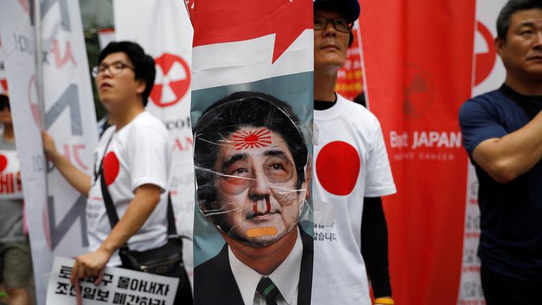 Südkorea streicht Japan von der Liste vertrauenswürdiger Exportpartner