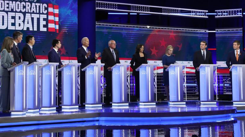 """USA: """"Super-Delegierte"""" der Demokraten könnten erneut den Kandidaten bestimmen (Video)"""