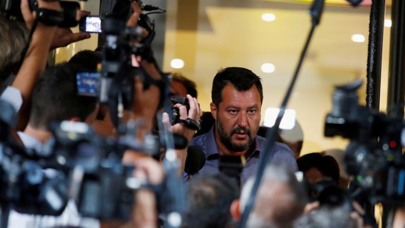 Italien: Oppositionelle behindern Salvinis Wunsch nach schnellen Neuwahlen