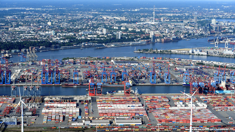 Aufgrund von US-Sanktionen: Deutsche Exporte in den Iran um die Hälfte zurückgegangen