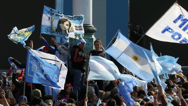 Vorwahlen in Argentinien: Hoher Wahlsieg für die Peronisten – Niederlage für Präsident Macri