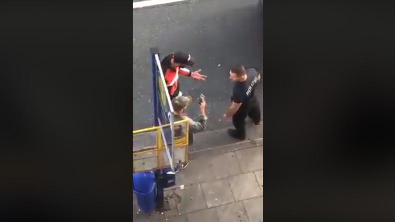 """Essen: """"Mach, dass du weg kommst!"""" - Einschlägig Vorbestrafte schüchtern Polizisten ein"""