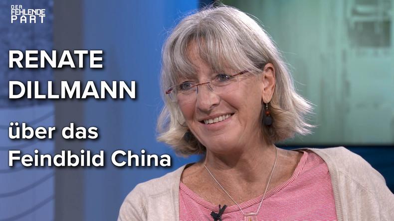"""Feindbild China"" - Renate Dillmann im Gespräch"