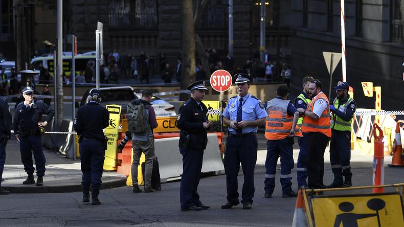 Messerangriff in Sydney: Frau getötet und eine weitere verletzt – Passanten überwältigen Angreifer