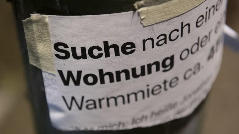 Trotz Neubauten: Erneut 42.000 Sozialwohnungen weniger in Deutschland