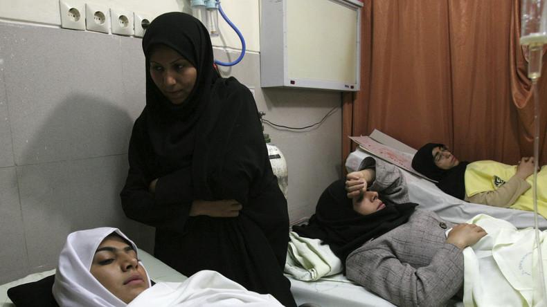 Aus der Not eine Tugend machen: Iran arbeitet an Eigenproduktion sanktionierter Medikamente