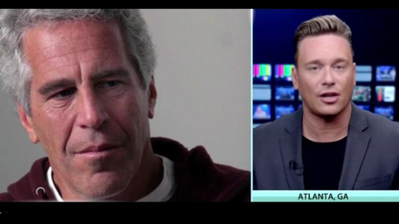 """Ben Swann: """"Gerechtigkeit? Warum werden dann Epsteins Mittäter wie Maxwell nicht angeklagt?"""""""