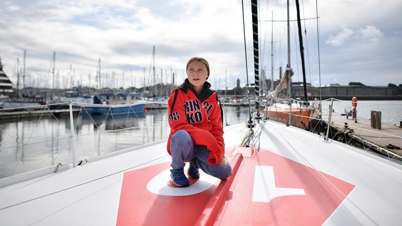 Wegen Sturm: Start der großen Segelreise über den Atlantik von Greta Thunberg verspätet sich