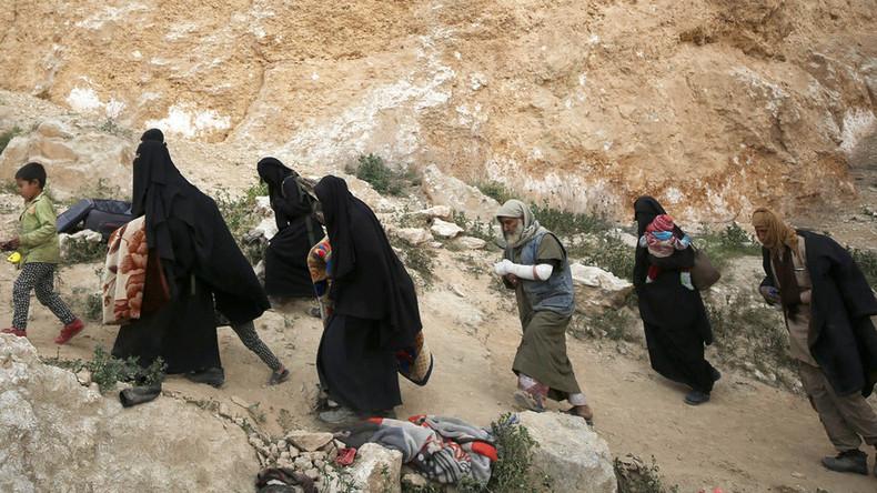 Trotz Todesstrafe: Paris will französische IS-Kämpfer im Irak vor Gericht stellen lassen (Video)
