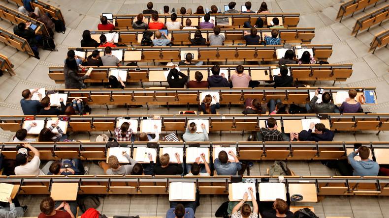 Bericht: Deutschland unter ausländischen Studenten immer beliebter