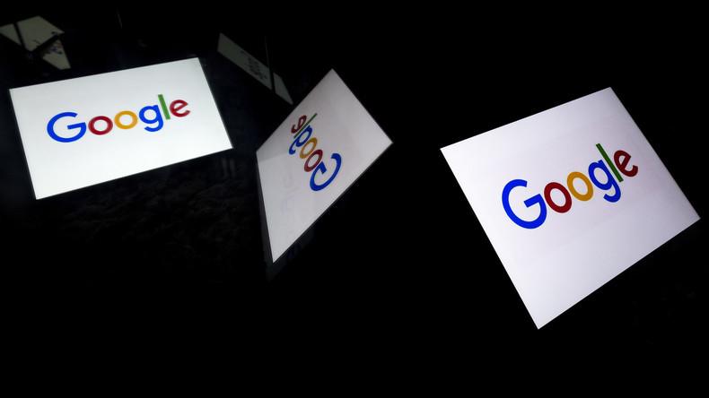 """Google-Whistleblower leakt Dokumente mit Googles """"Schwarzen Listen"""""""