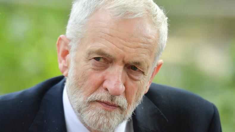 Labour-Chef Corbynstrebt Misstrauensvotum gegen Boris Johnson an