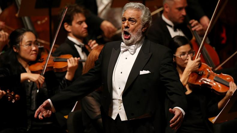 """MeToo"" in der Oper: Belästigungsvorwürfe gegen Startenor Plácido Domingo – US-Konzerte abgesagt"