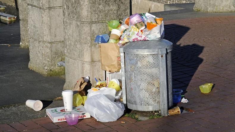 Berliner Senat will höhere Strafen für falsche Müllentsorgung