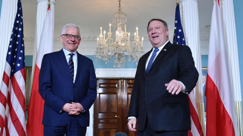 Warschau empfiehlt sich: Polen will US-Militärmission in der Straße von Hormus unterstützen