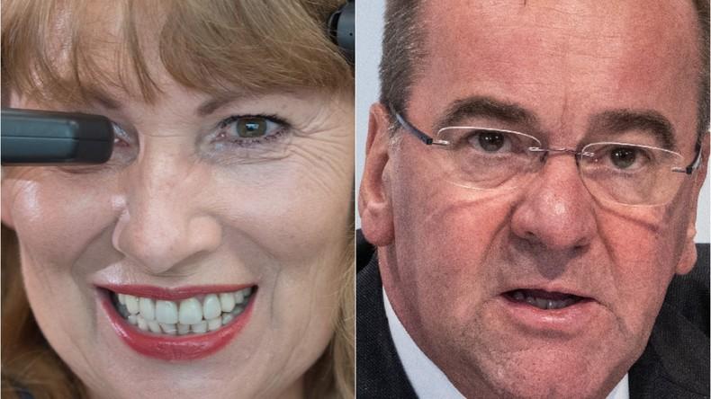 Kennen Sie die? Petra Köpping und Boris Pistorius kandidieren ebenfalls für SPD-Vorsitz