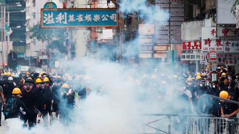 Willy Wimmer zu Hongkong-Protesten: Krieg oder Bürgerkrieg – das ist hier die Frage!