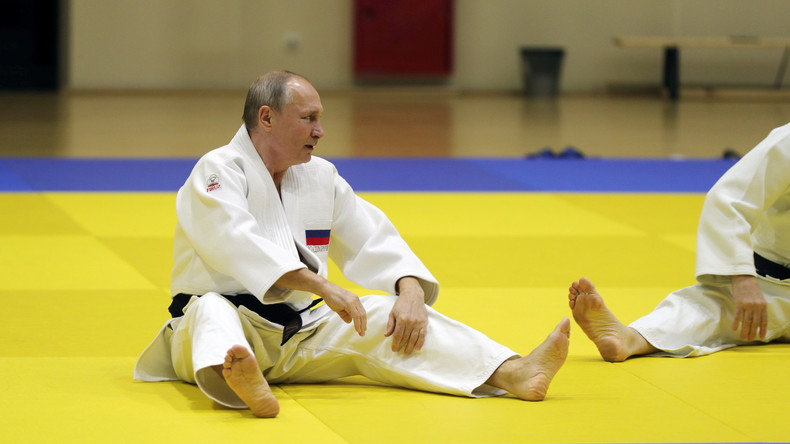 """Olympisches Komitee Japans: """"Würden uns freuen, Putin bei Olympia 2020 in Tokio zu sehen"""""""