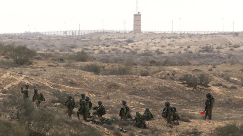 Israel greift Hamas-Ziele nach Beschuss aus Gaza an