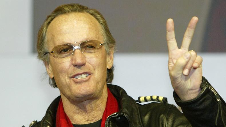 """""""Easy Rider"""" Peter Fonda ist tot"""