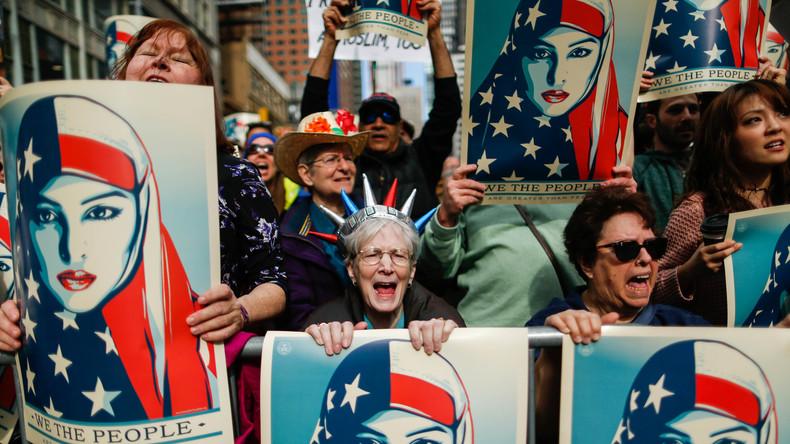 US-Bundesstaaten verklagen Regierung von Donald Trump wegen Einwanderungsregeln