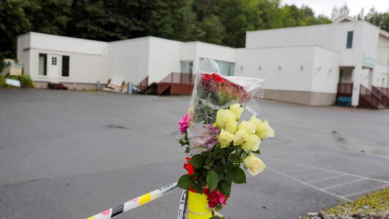 Norwegen: Angreifer auf Moschee in Bærum gesteht Tat