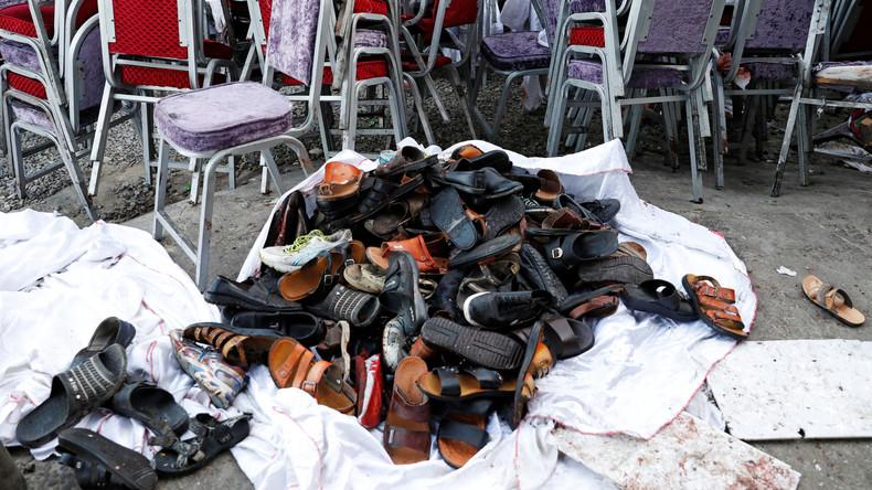 """""""Islamischer Staat"""" bekennt sich zu Angriff auf Hochzeitsfeier in Kabul"""