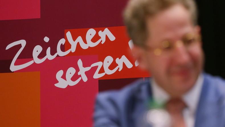 """""""Maaßen nervt"""": Personal- und Richtliniendebatte in der CDU kurz vor zwei Landeswahlen"""