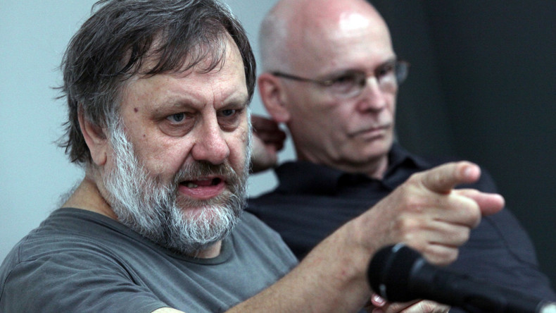 """Žižek über Google-Leak: """"Neue kontrollierte Gesellschaft ist schlimmer als der alte Totalitarismus"""""""