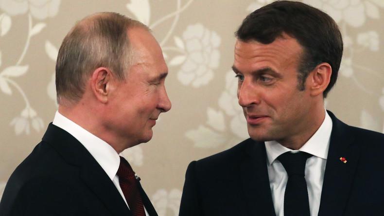 Experten: Frankreichs Interessen zwingen Führung zur Verbesserung der Beziehungen mit Moskau