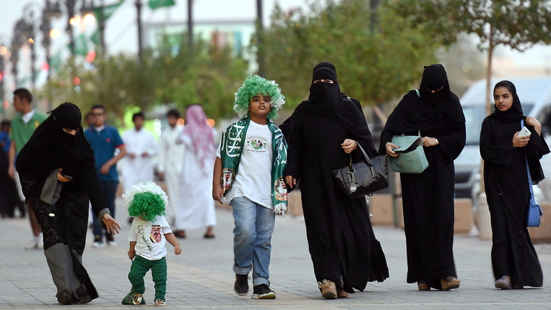 """Saudis entziehen US-Amerikanerin Sorgerecht für vierjährige Tochter: """"Zu viel westlicher Einfluss"""""""