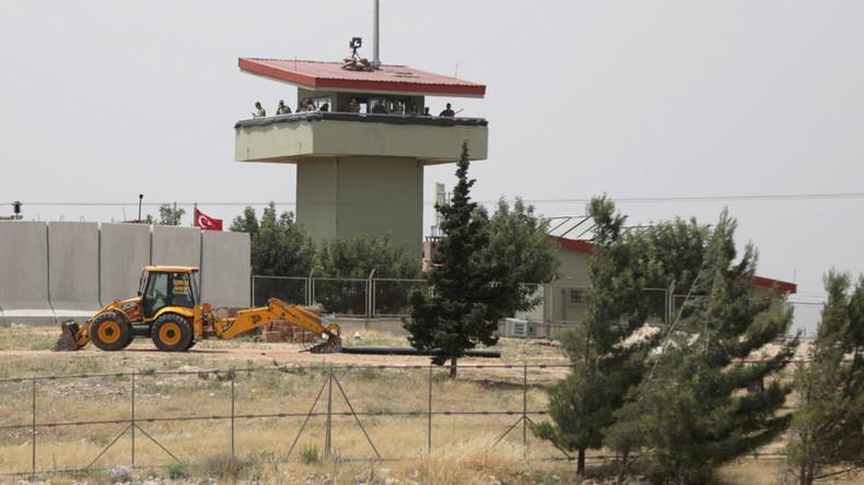 Ankara verurteilt Angriff auf Militärkonvoi durch syrische Truppen
