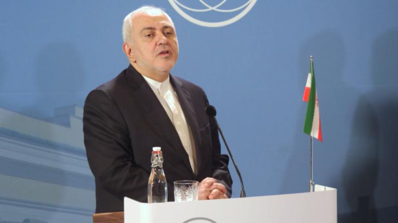 """Iranischer Außenminister in Finnland zu US-Sanktionen: """"Schlimmer als militärische Kriegsführung"""""""