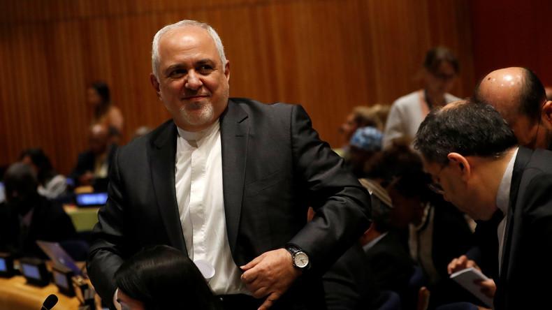 Gespräche zum Erhalt des Nuklearabkommens: Iranischer Außenminister in Paris erwartet