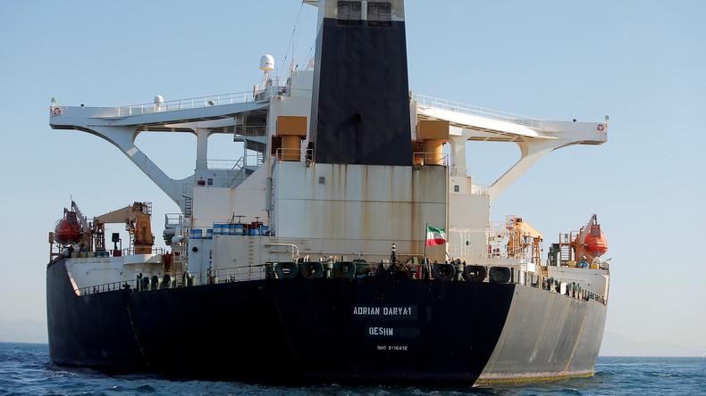 """""""Terrorunterstützung"""" – USA drohen Häfen im Mittelmeer"""