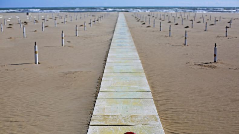 40 Kilogramm Sand gestohlen: Sardinien-Urlaubern drohen sechs Jahre Haft