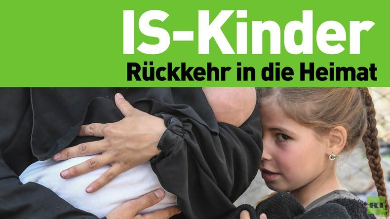 Unschuldige Opfer oder latente Gefahr? IS-Kinder auf dem Weg in die Heimat