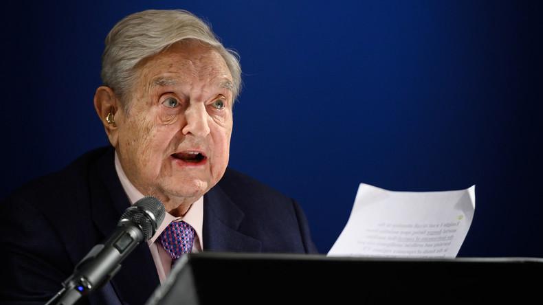 """Projekt """"New Ukraine"""": George Soros und das US-Außenministerium"""