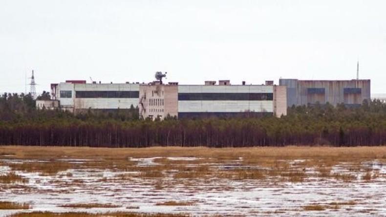 Russland: Kein Strahlungsleck nach Explosion auf schwimmender Plattform (Video)