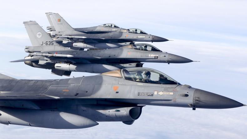 China sauer: Taiwan bedankt sich für US-Kampfjets