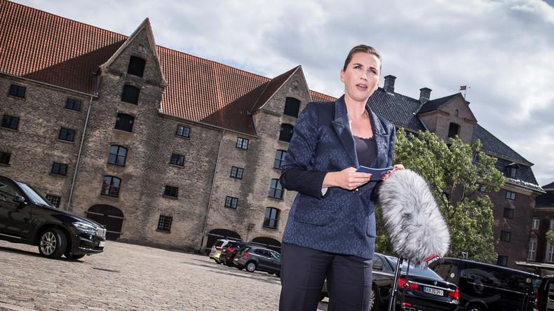 Nach Disput über Grönland: Dänische Ministerpräsidentin findet klare Worte gegen Trump